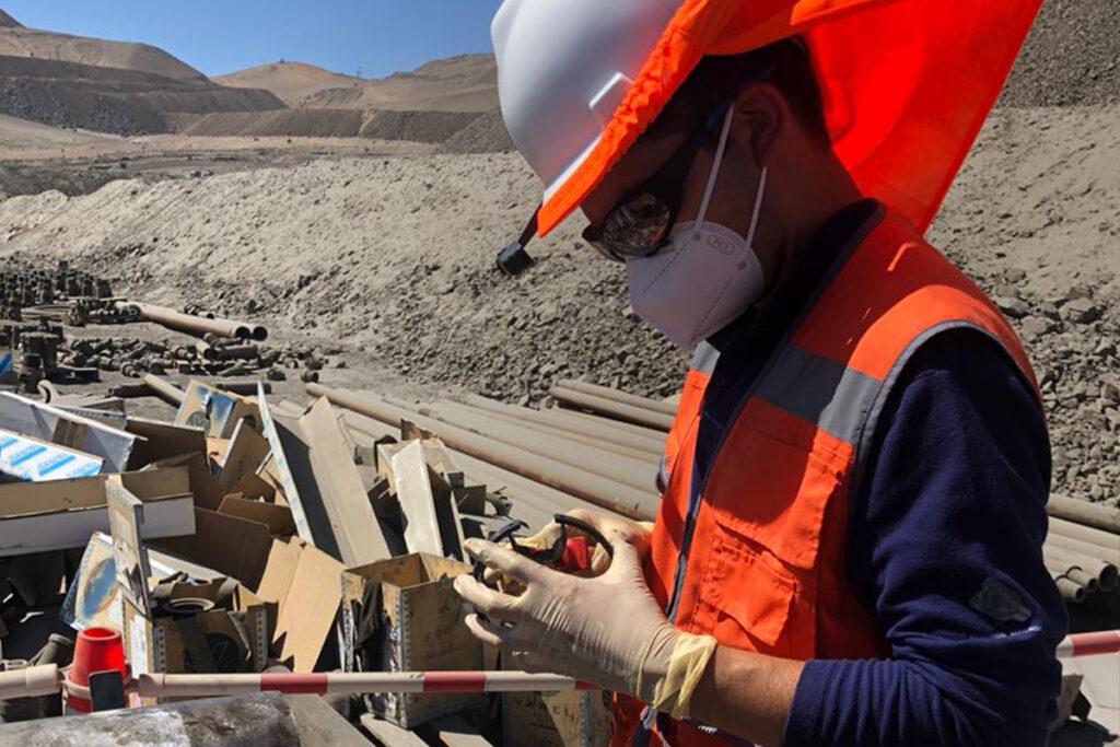 Servicio de Suministro de aceros de Perforación