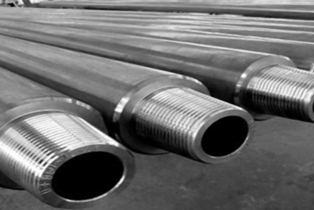 Columnas de perforación